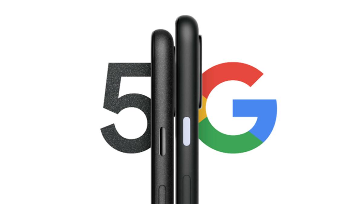 Google Pixel 4a 5G et Pixel 5