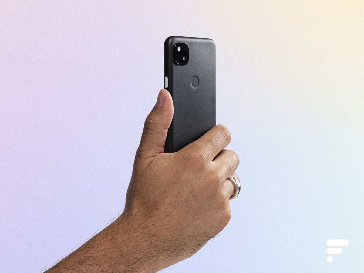 Google Pixel 4a appareil photo