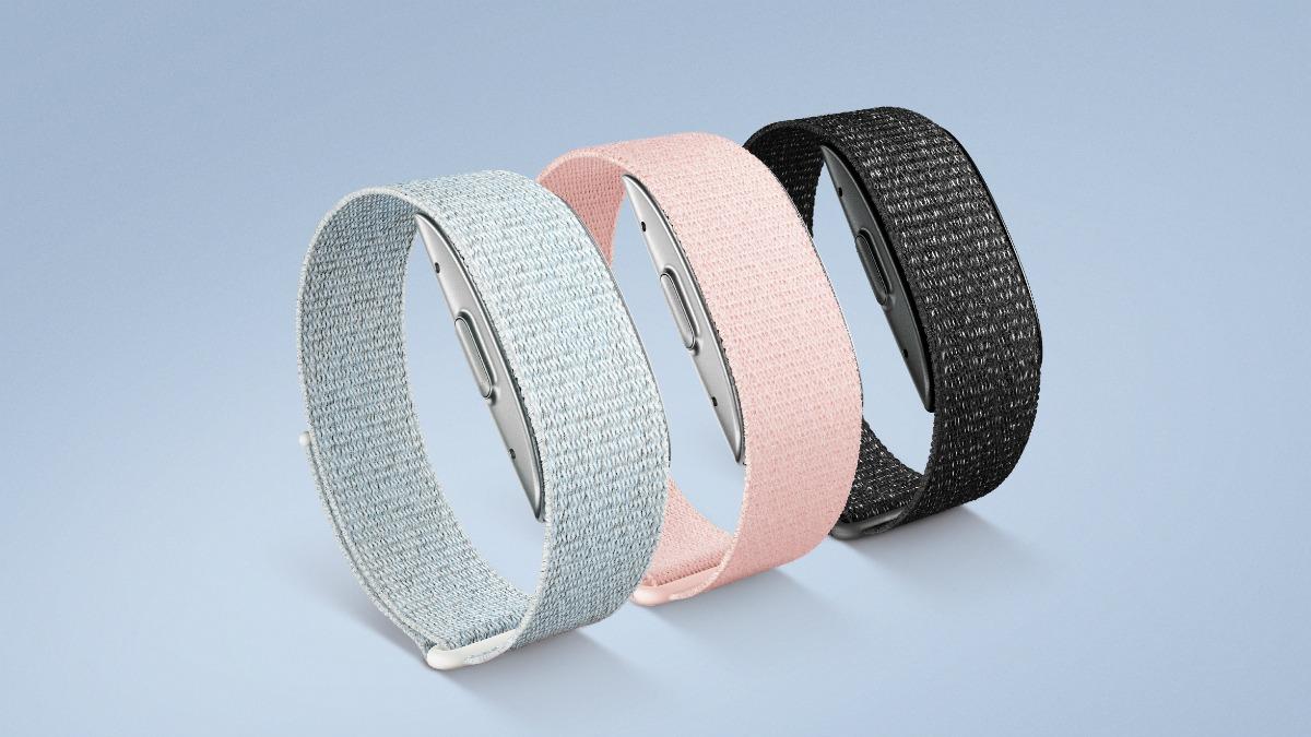 La gamme des bracelets connectés Halo Band d'Amazon