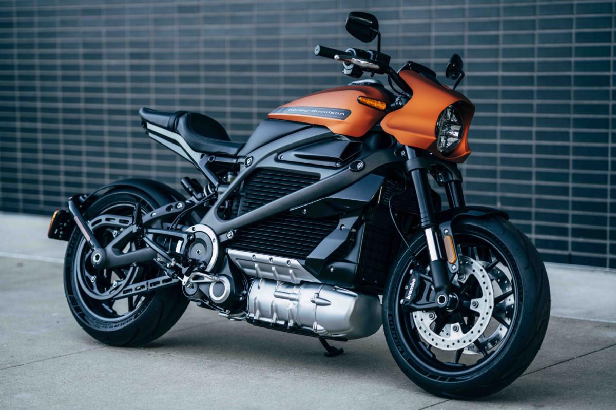 Harley-Davidson: attendez-vous à plus de motos électriques à l'avenir