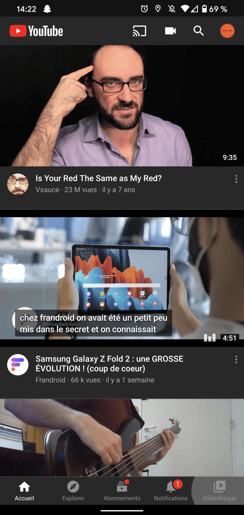 Comment supprimer des vidéos de son historique YouTube