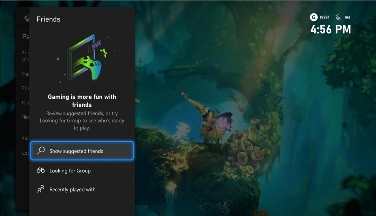 Le Guide de l'interface Xbox ajoute des astuces pour les nouveaux joueurs
