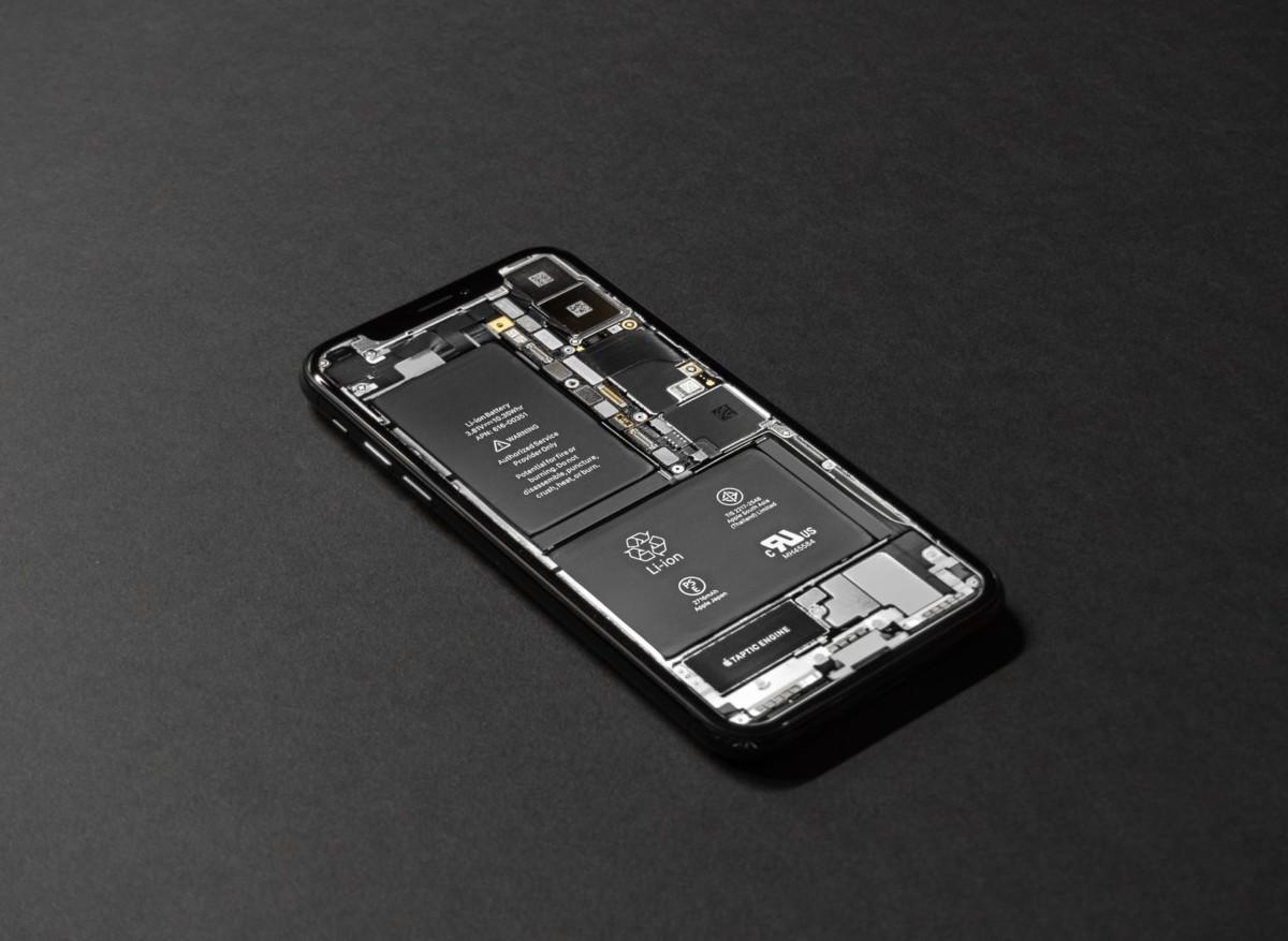 Un aperçu des entrailles de l'iPhone