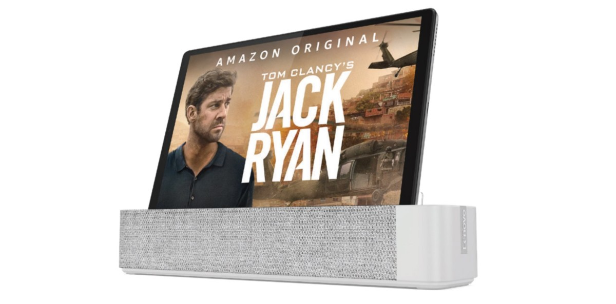 Le « smart dock » pour Amazon Alexa