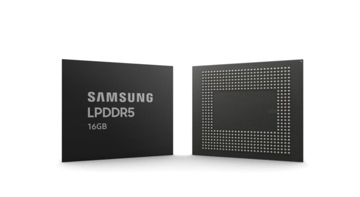La LPDDR5 de Samsung va profiter de modules 16 Go, mais aussi de la gravure en 10 nm pour améliorer ses performances