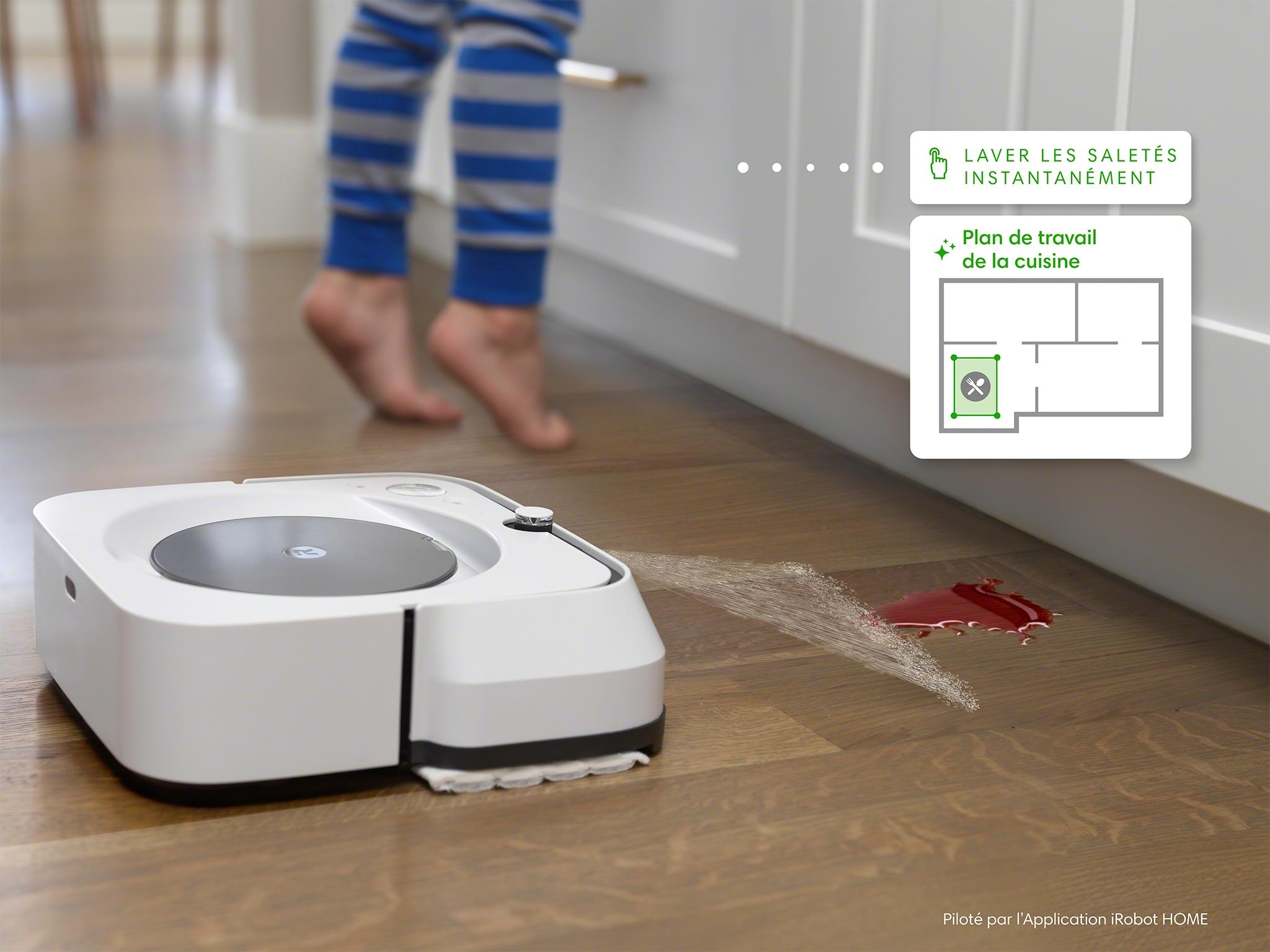 Comment iRobot va rendre plus efficaces ses aspirateurs