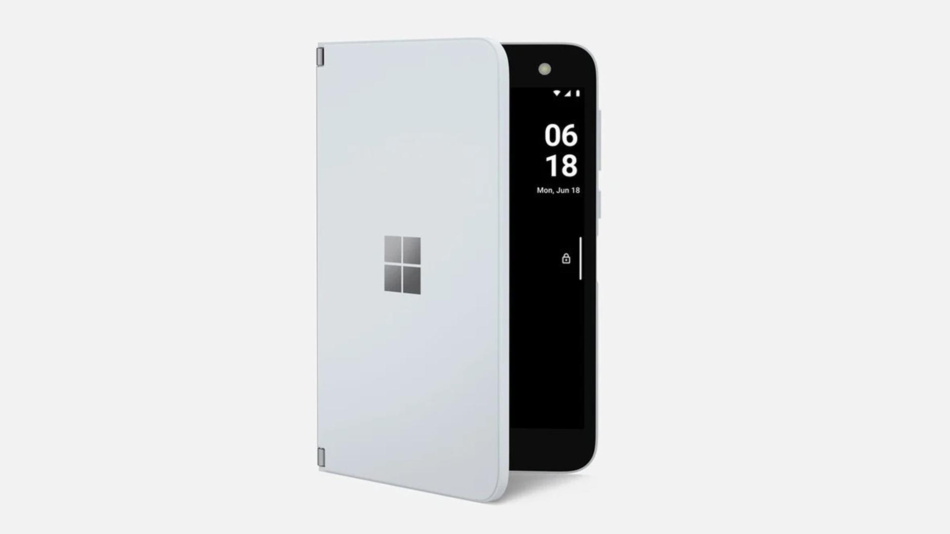 Microsoft revient sur le marché des smartphones avec le Surface Duo