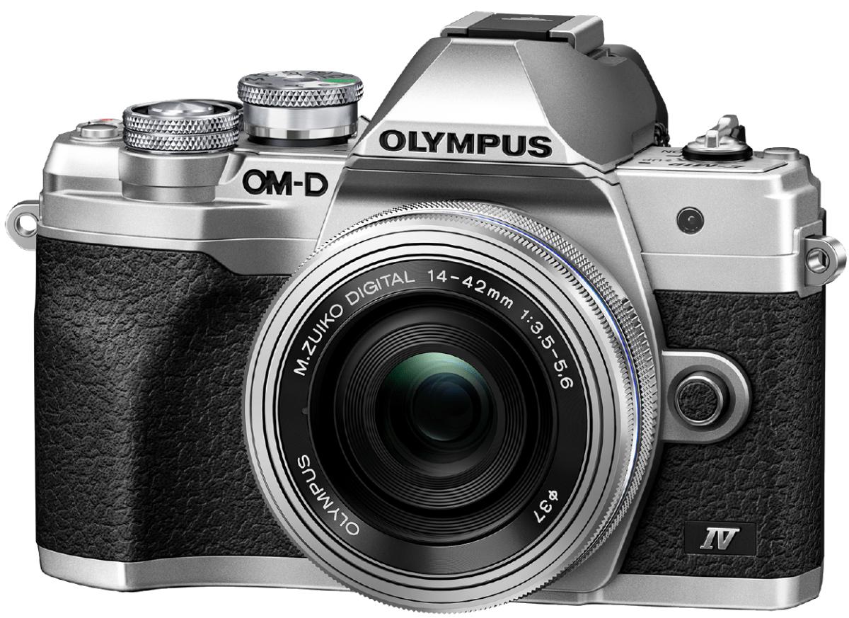 L'Olympus OM-D E-M10 Mark IV