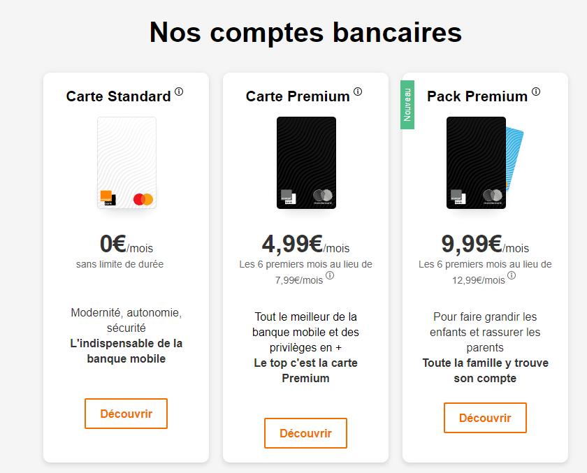 Avis Orange Bank : la néobanque du géant des télécoms vaut elle le coup ?