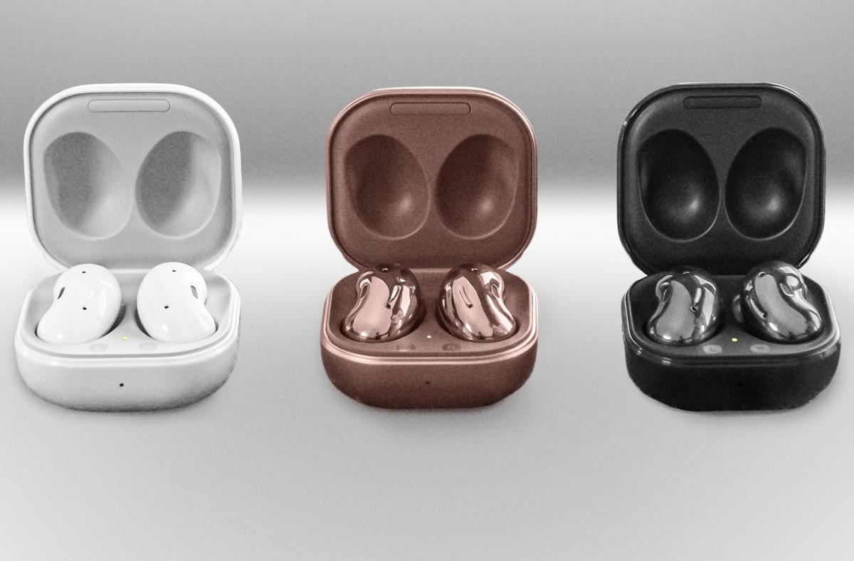 Les Samsung Galaxy Buds Live