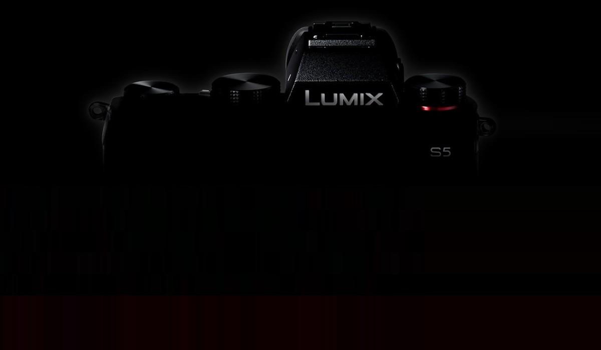 Le Panasonic Lumix S5