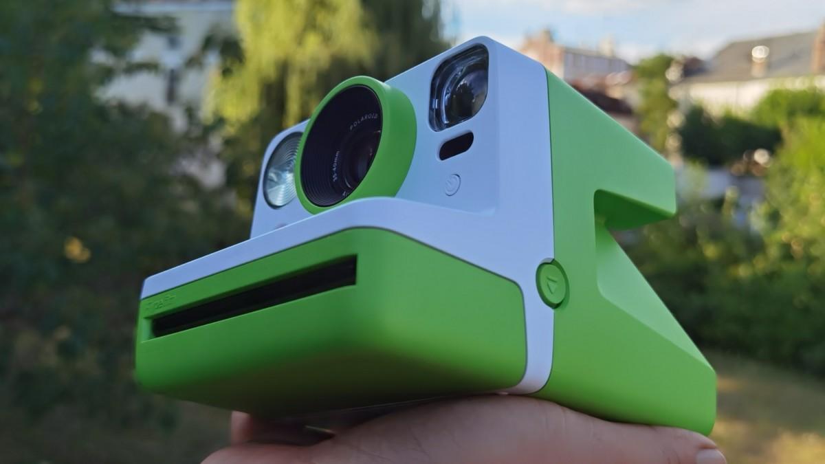 Le Polaroid Now // Crédits : Yazid Amer pour Frandroid