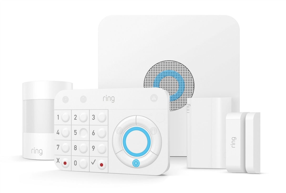 Le kit de sécurité Ring Alarm