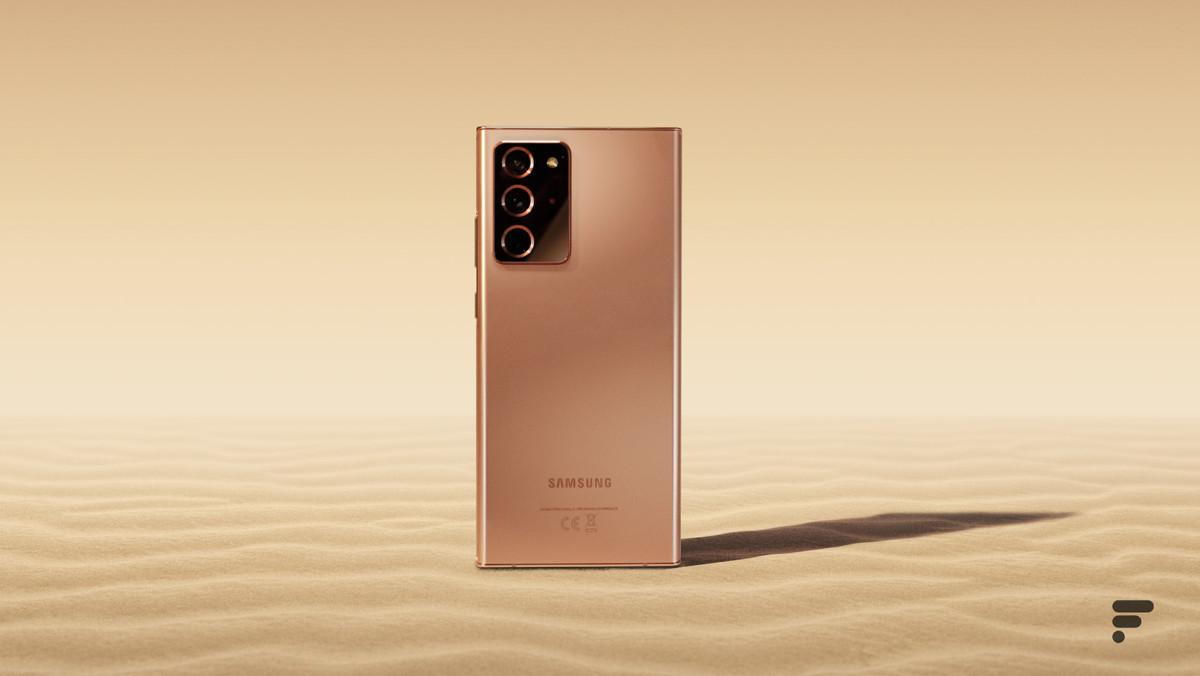 Samsung Galaxy Note 20 Ultra dos