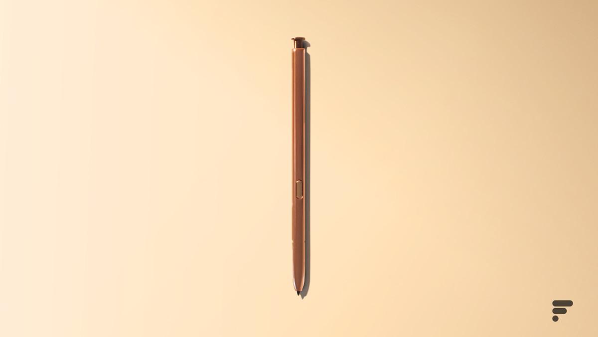 Stylet S Pen du Samsung Galaxy Note 20 Ultra