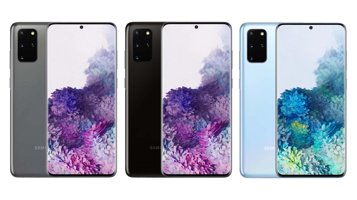 Le Samsung Galaxy S20 Plus est pour la première fois à moins de 600 euros