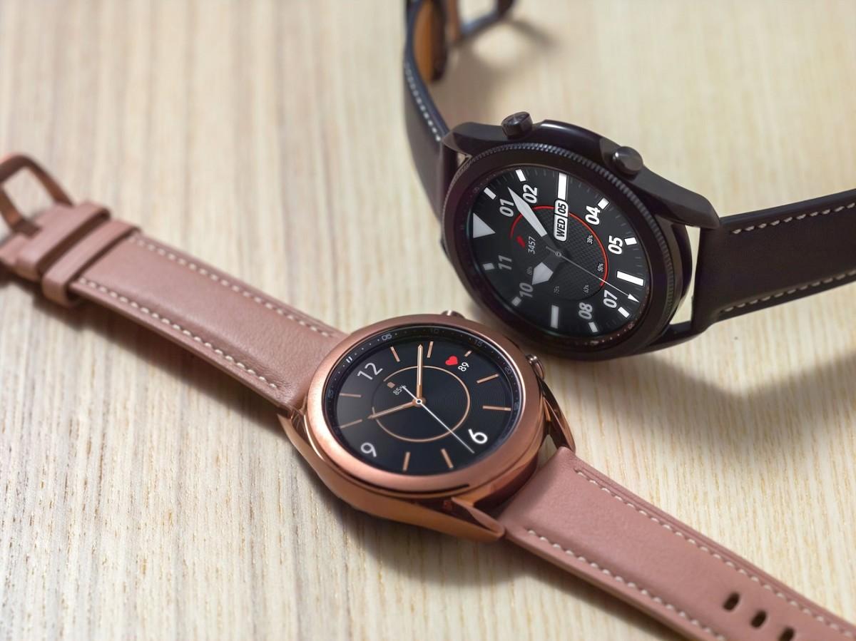 La Samsung Galaxy Watch 3