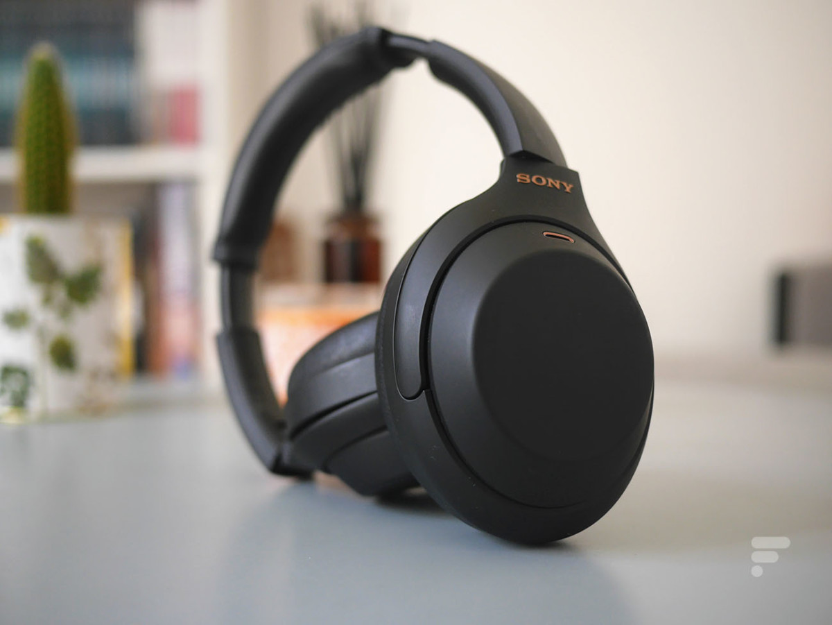 Le Sony WH-1000XM4