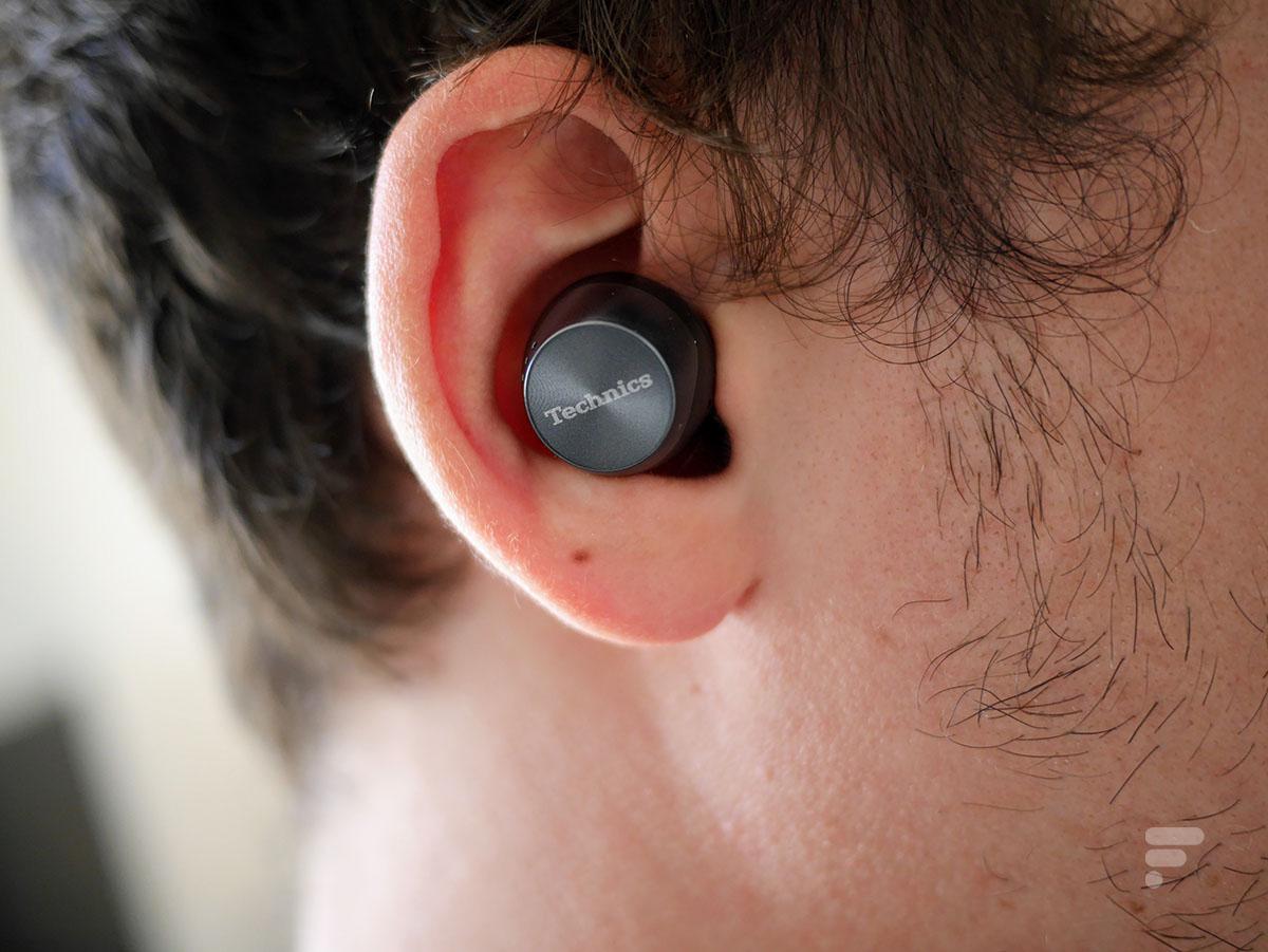 Les écouteurs Technics AZ70 proposent un son très équilibré