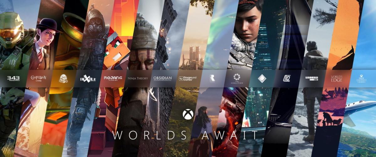 Les 15 Xbox Game Studio de Microsoft