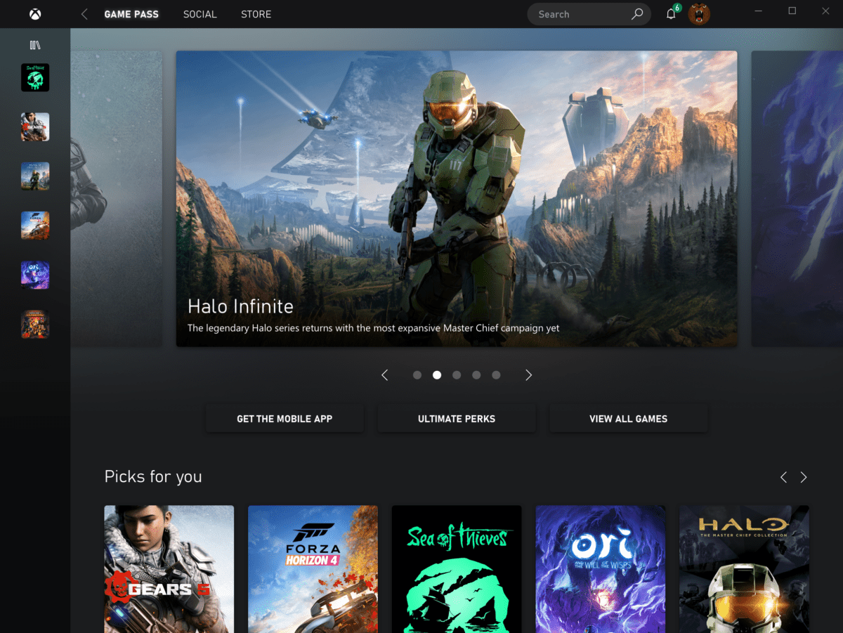 Xbox Game Pass is available on PC