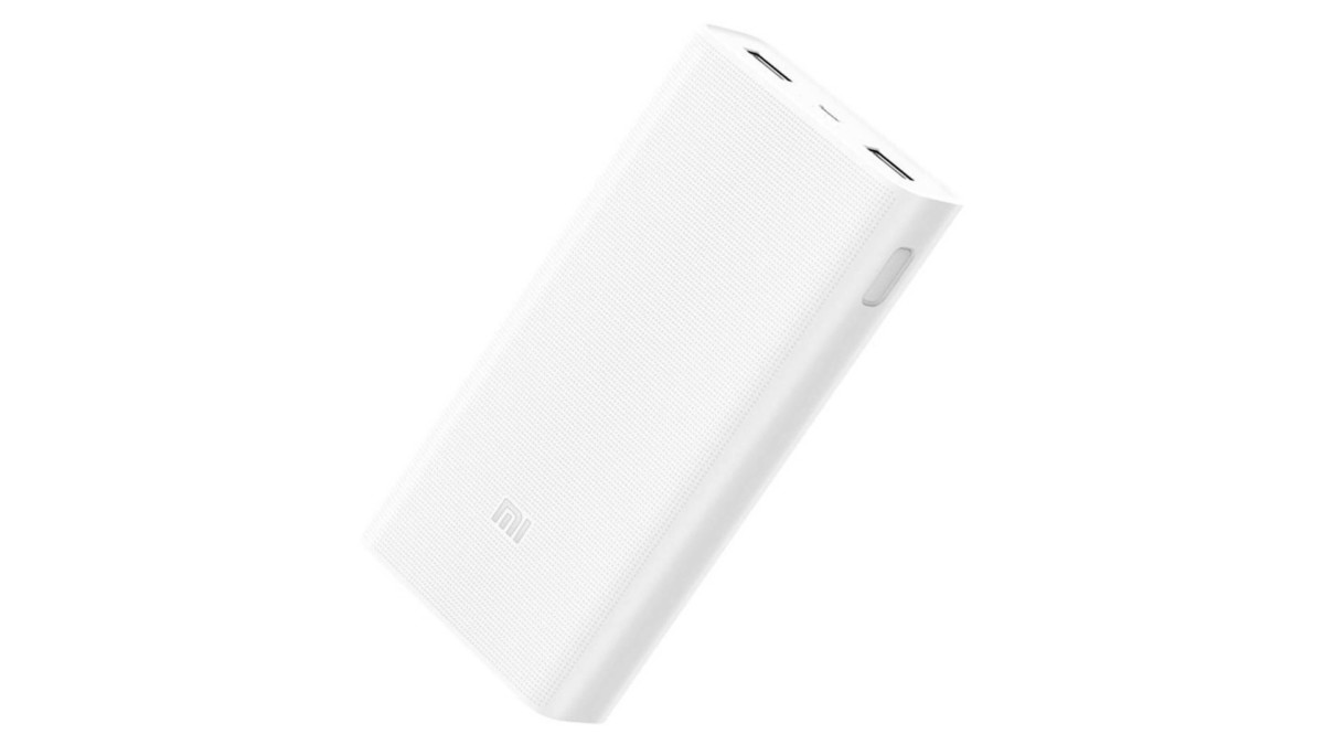 xiaomi powerbank 20000 1200x675 - Xiaomi's 20,000 mAh portable battery for less than 20 euros - Frandroid