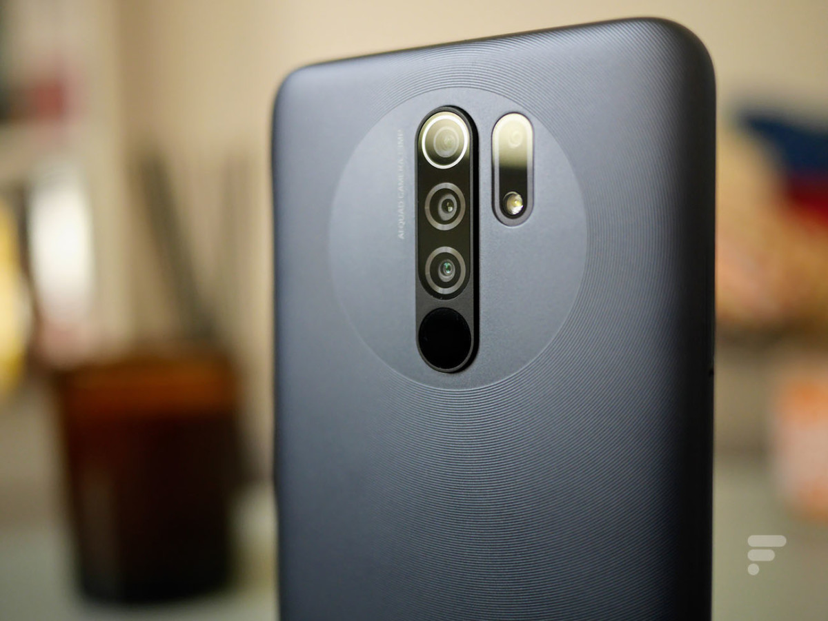 Le module photo du Xiaomi Redmi 9