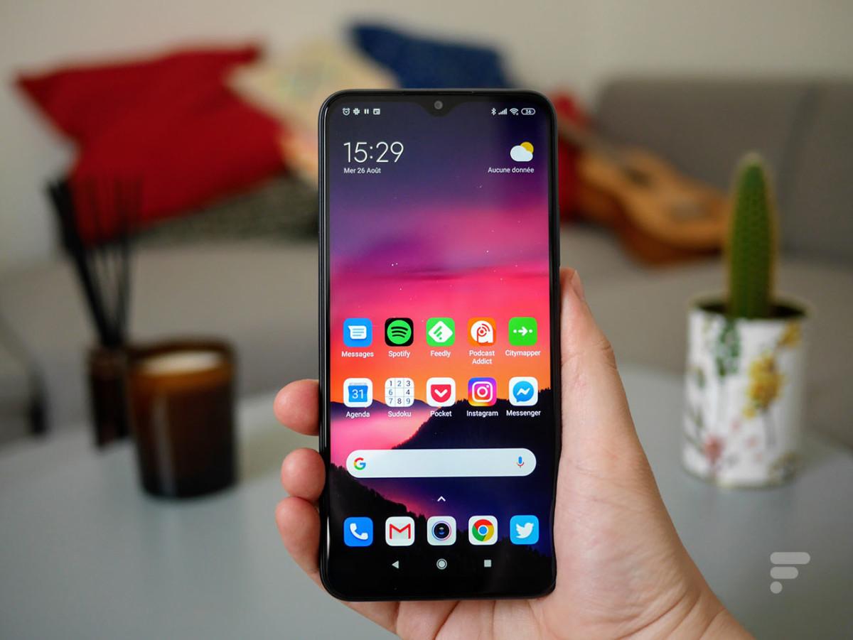 Le Xiaomi Redmi 9