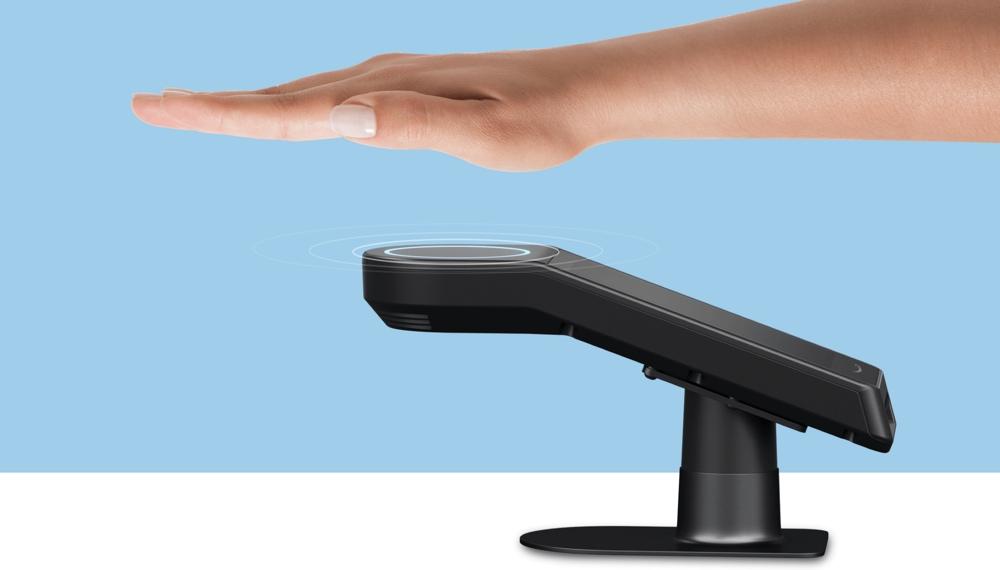 Amazon One scan la paume de votre main