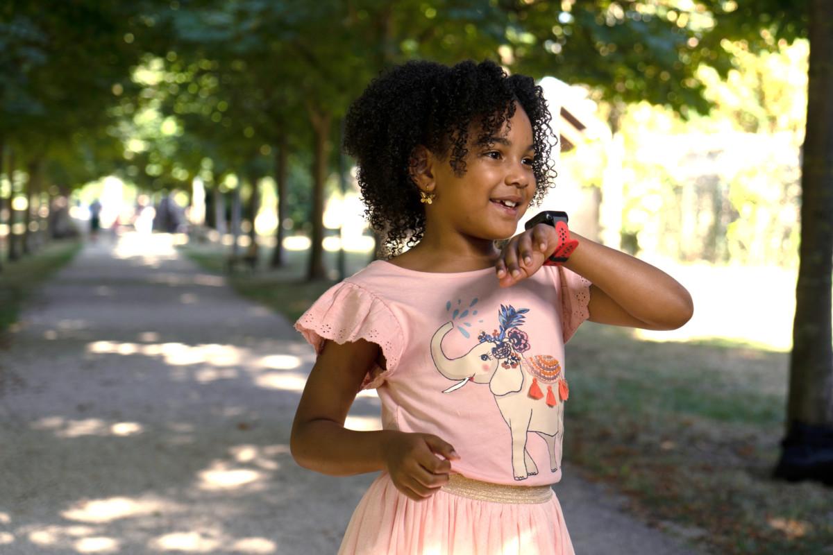 La montre connectée pour enfants KiwipWatch5