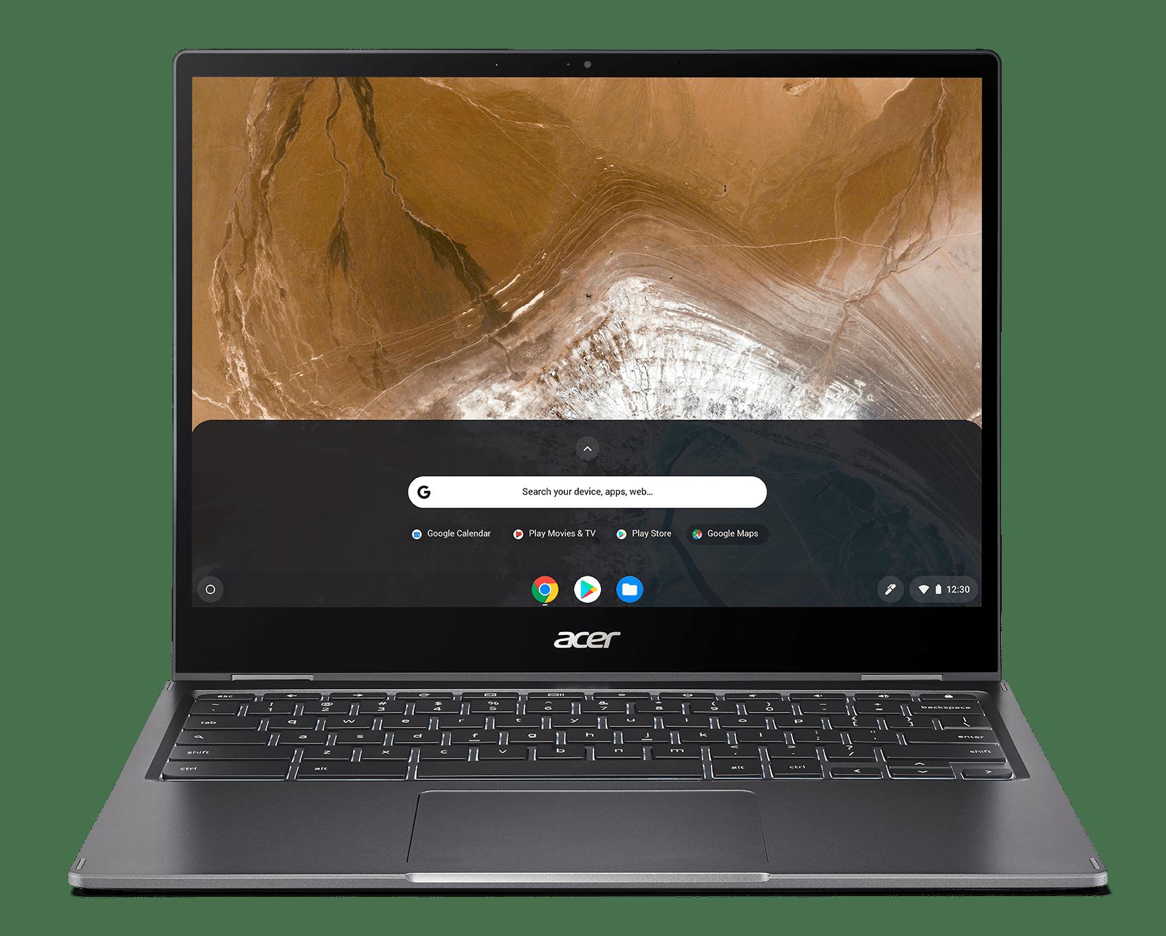 Acer Spin 713 : le chromebook haut de gamme qui n'a pas peur de l'avenir