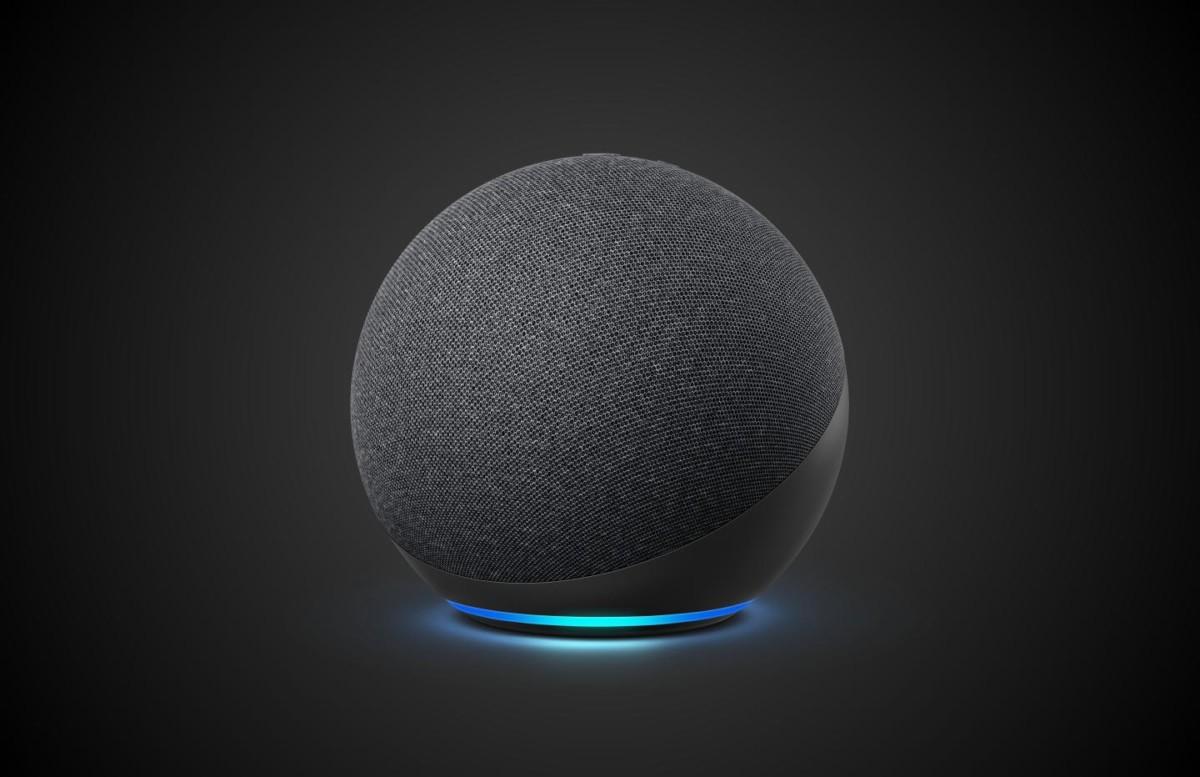 L'Amazon Echo2020