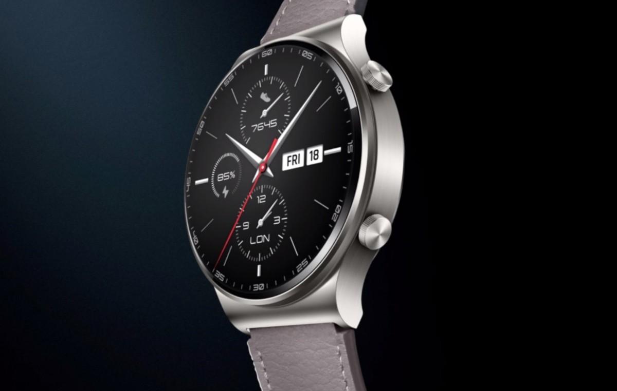La Huawei Watch GT2 Pro