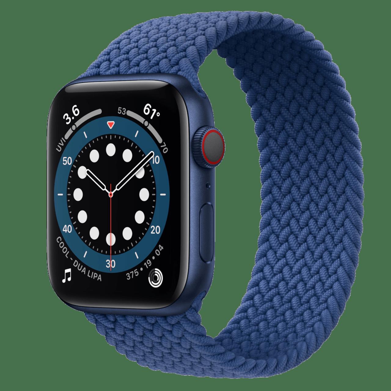 Apple Watch Series 6 : prix, fiche technique, test et actualité - Montres/Bracelet Connectés - Frandroid