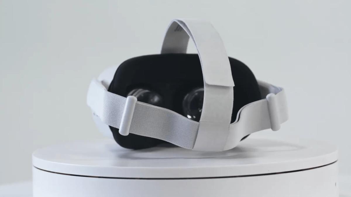 Le casque Oculus Quest 2 de Facebook