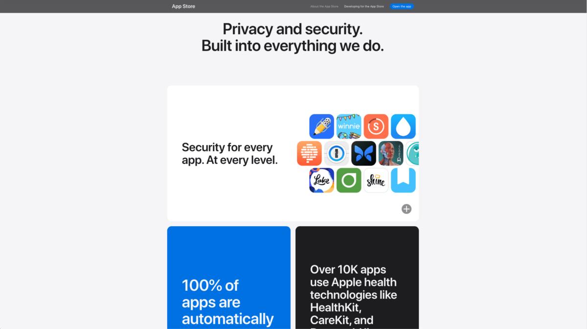 App Store : un million d'applications rejetées par Apple l'an dernier