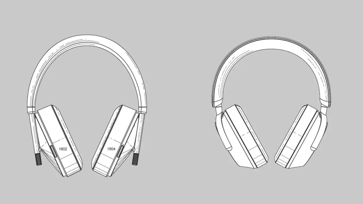 Les designs envisagés par Sonos pour son casque