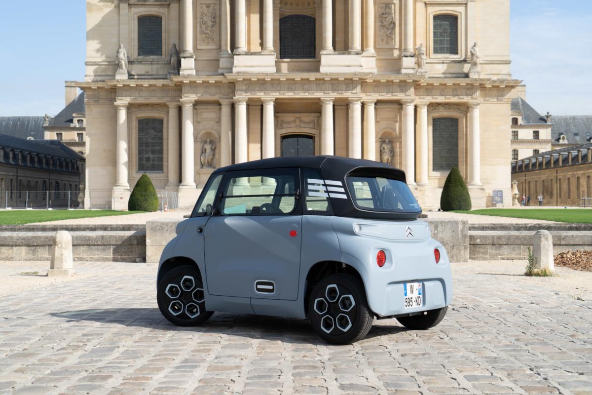 Citroën Ami : tous les modèles rappelés à cause de défauts de conception - Frandroid