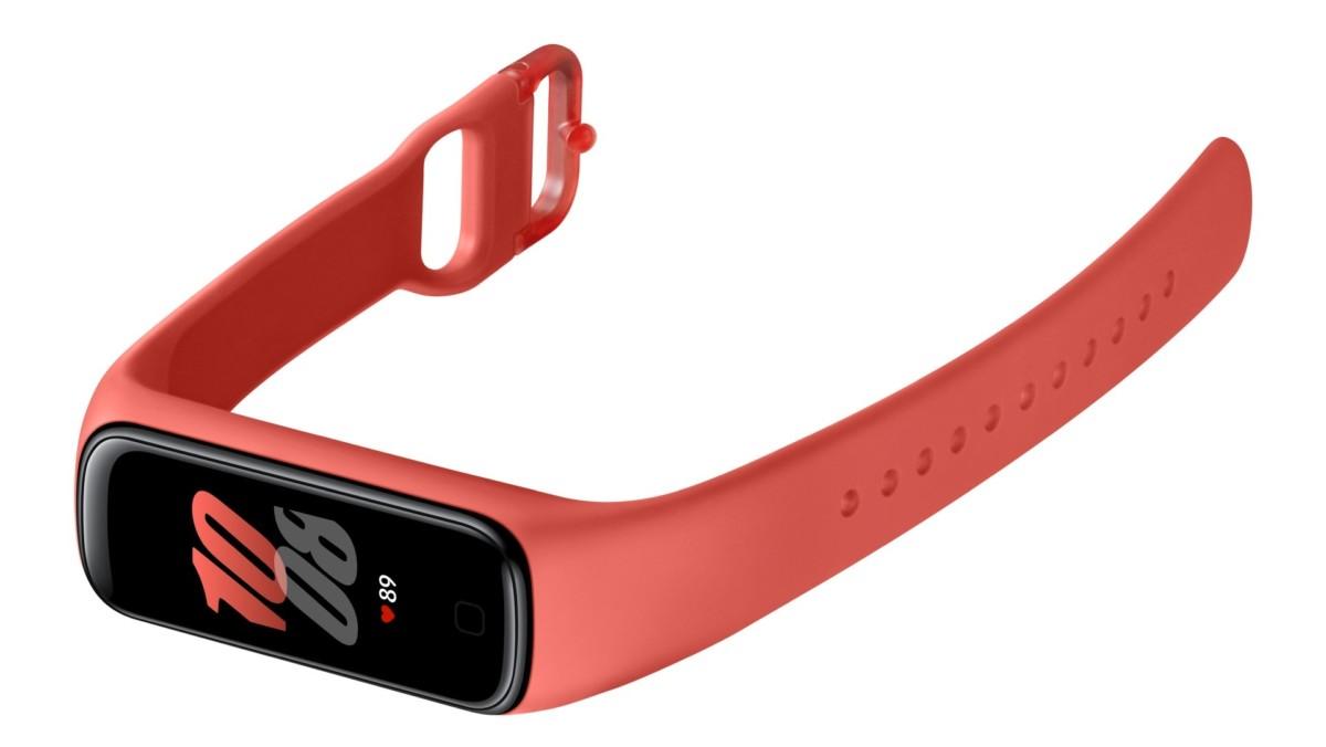 Le bracelet connecté Samsung Galaxy Fit2