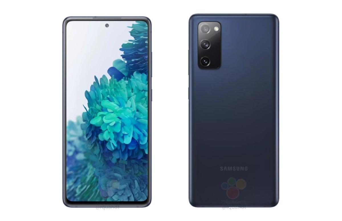Le supposé Galaxy S20 Fan Edition de Samsung