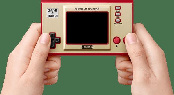 Nintendo relance la Game & Watch
