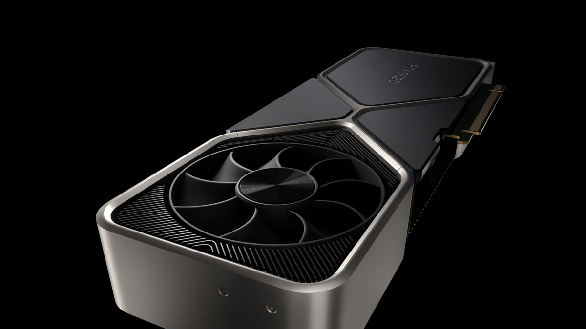La nouvelle carte graphique GeForce RTX 3080 de Nvidia