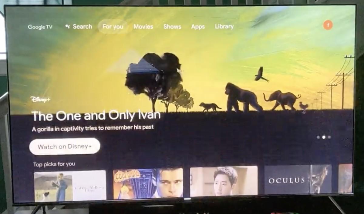 L'interface de Google TV se dévoilerait sur le prochain Chromecast