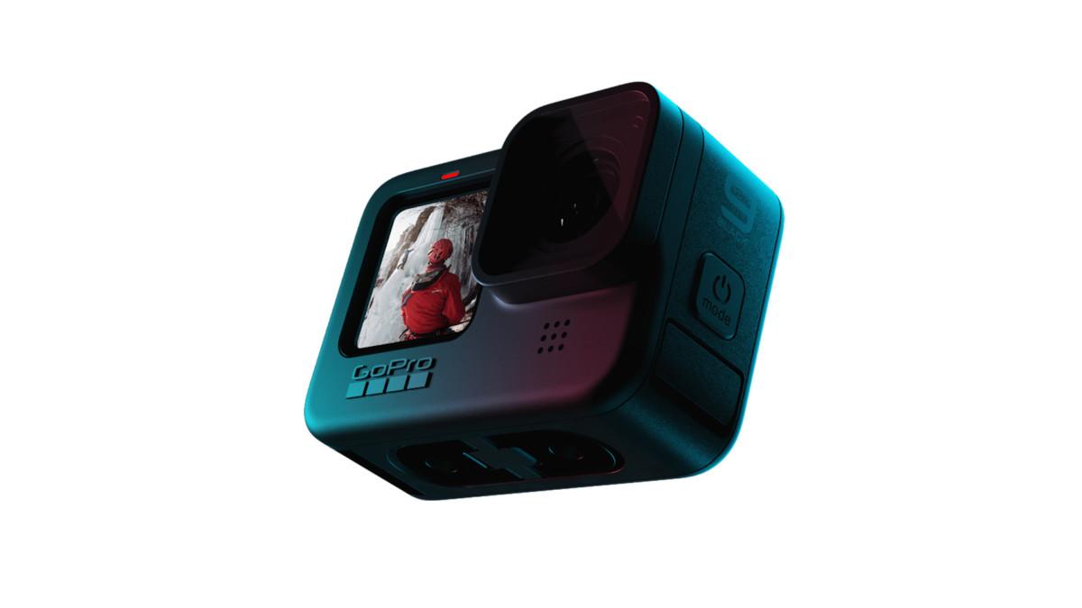 GoPro Hero 9 Black est une caméra de poche