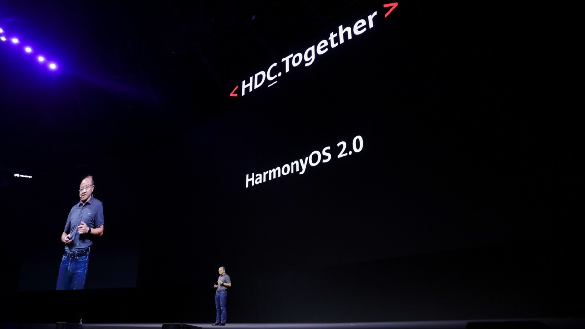 """harmonyos 1200x675 - Huawei EMUI 11 smartphones will be able to switch to Harmony OS 2.0 """"in one click"""" - Frandroid"""