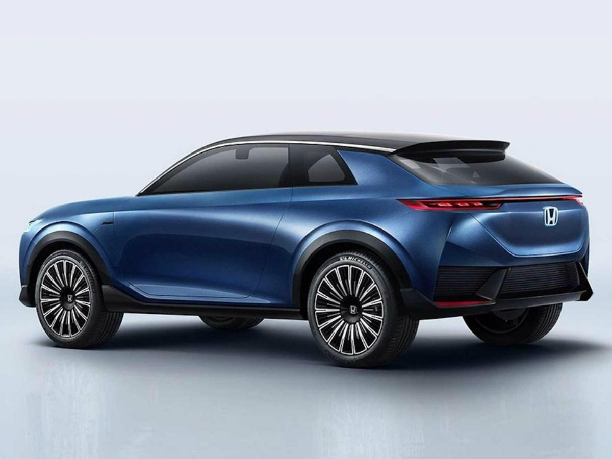 Honda e:concept SUV