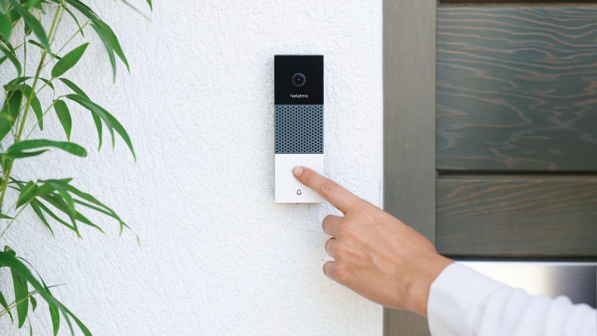 Netatmo lance sa Sonnette vidéo intelligente, sécurisée et facile à installer