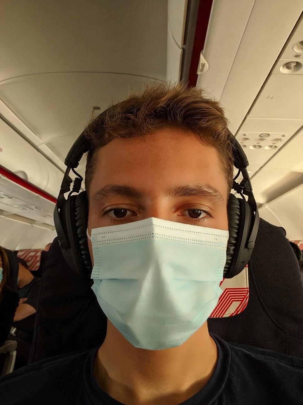 La réduction de bruit active est largement suffisante pour profiter d'un vol au calme