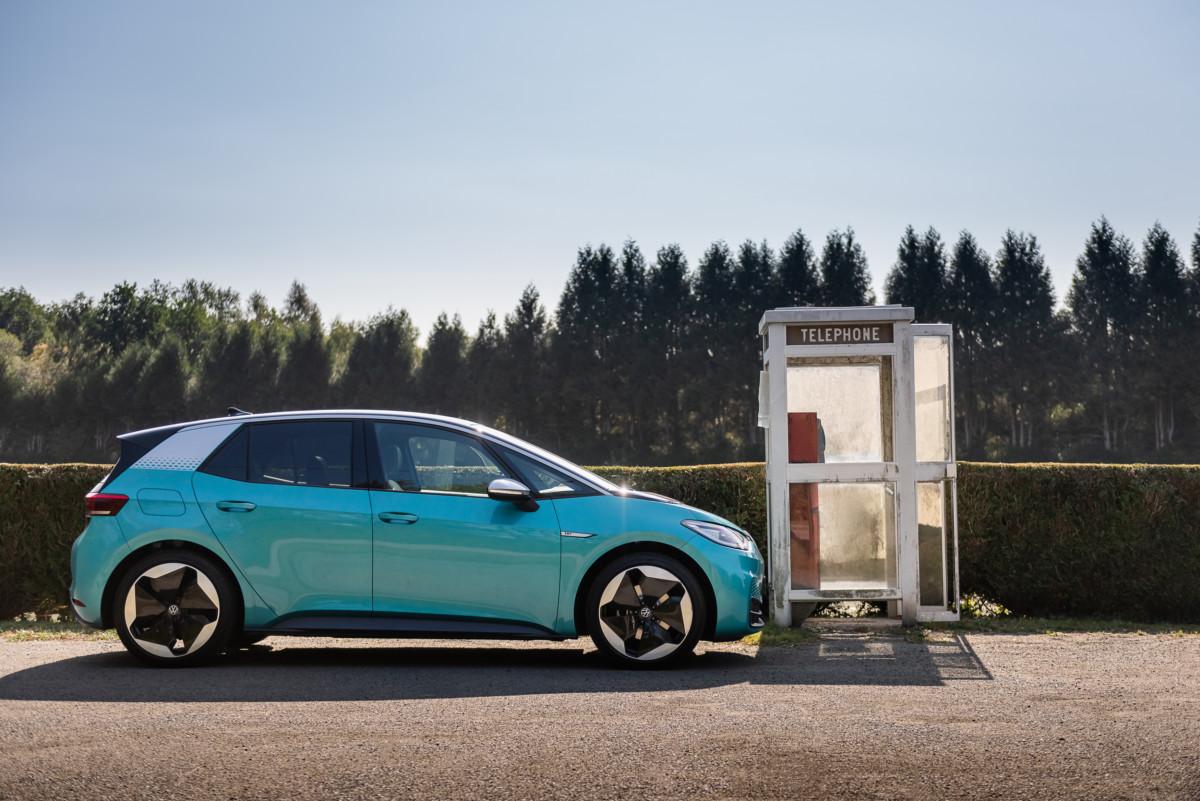 Essai de la Volkswagen ID.3: révolution électrique et technologique?