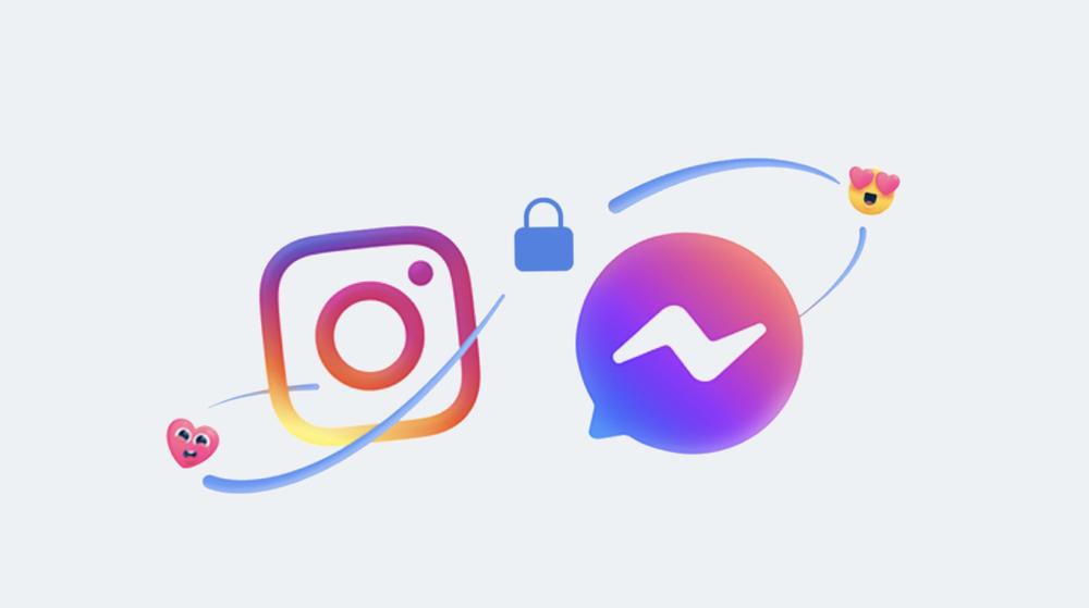 Mise à jour : les messageries d'Instagram et de Messenger fusionnent
